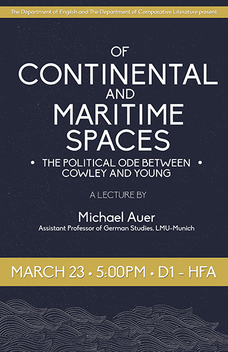 picture of Of Continental and Maritime Spaces: The Political Ode between Cowley and Young