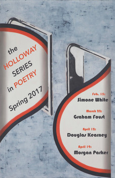 picture of The Holloway Series in Poetry presents Douglas Kearney