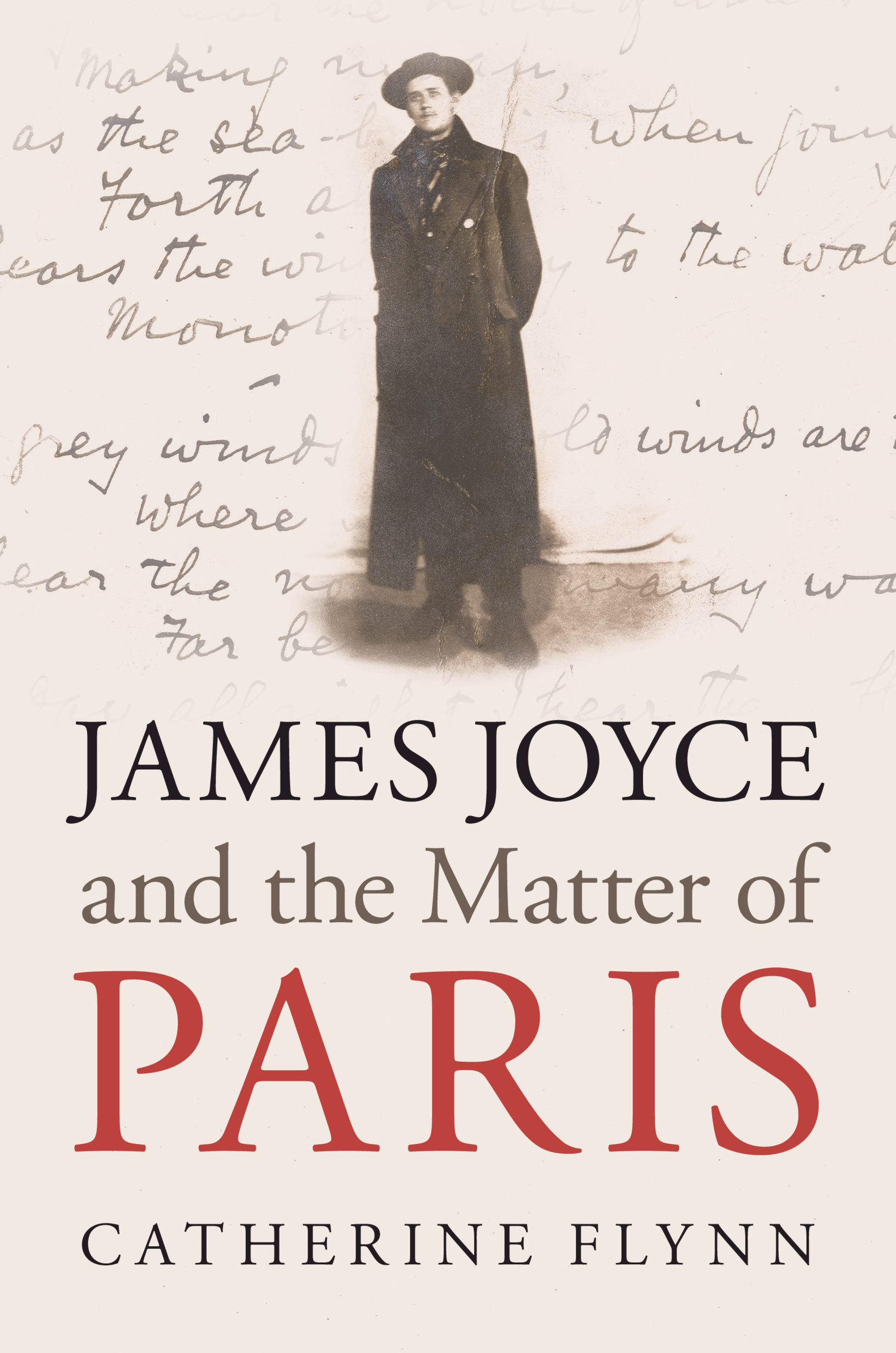 James Joyce and the Matter of Paris