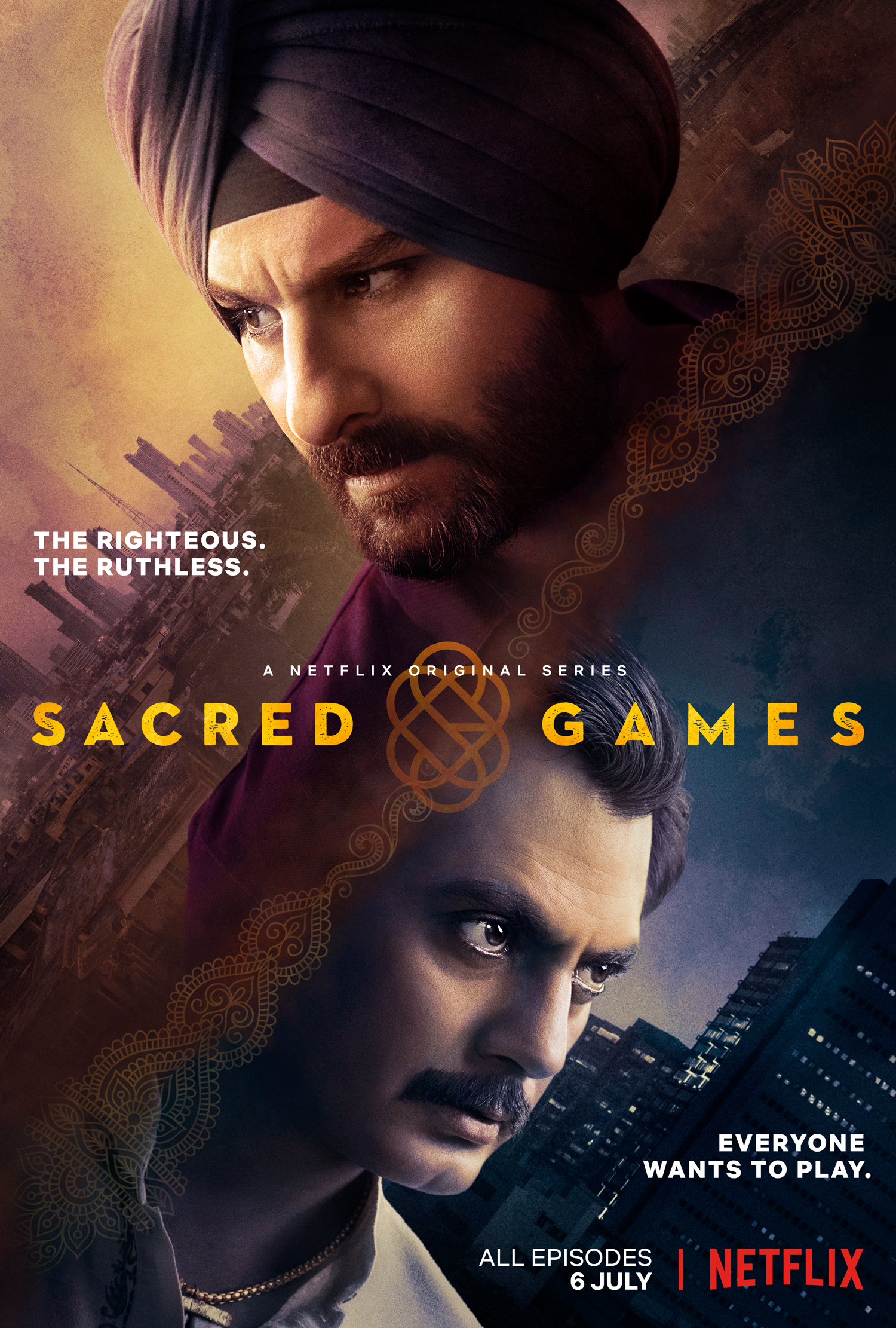 Sacred Games (Netflix Series)